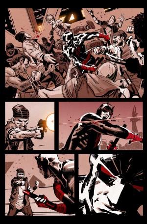 Daredevil Ron Garney Previa 2