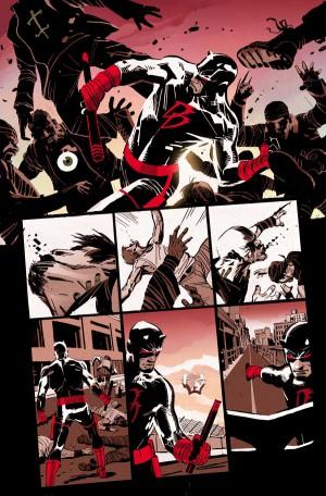Daredevil Ron Garney Previa 3