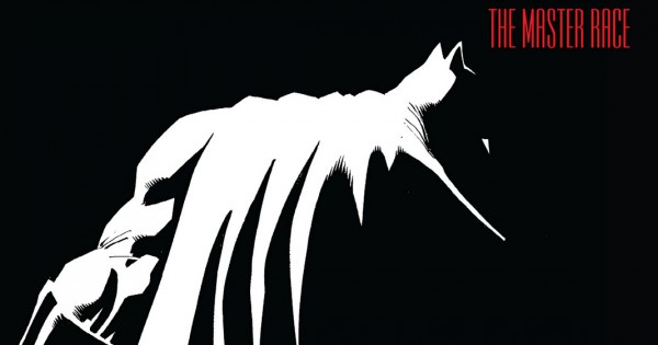 Dark Knight Master Race portada