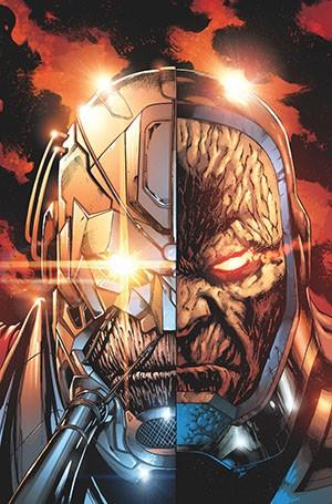 Darkseid y el Antimonitor vuelven dando mucha guerra
