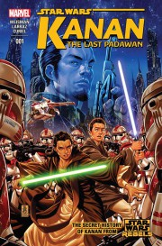 Kanan - The Last Padawan 001 Cover