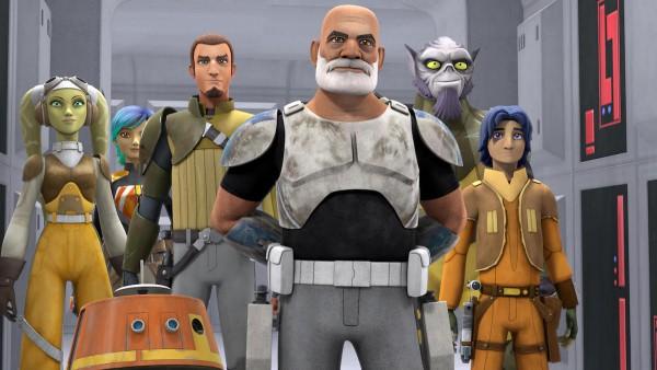 Los Rebeldes con el recién incorporado en sus filas Rex