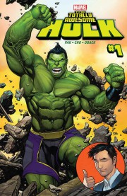 The Totally Awesome Hulk (2015) 1 Cover