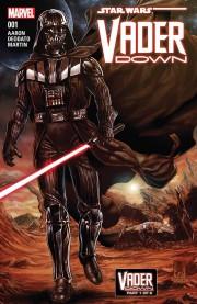Portada de Vader Down #1