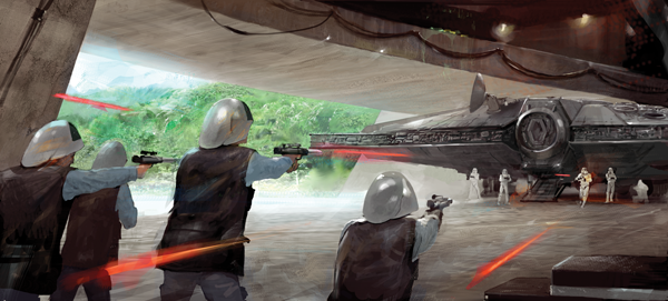 El Imperio siempre forma parte de los juegos de Fantasy Flight Games