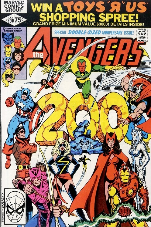 Avengers 200 usa