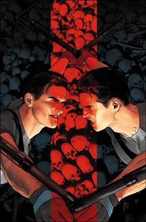 ¿Grayson contra Grayson? ¿Cómo es eso? Mmm....