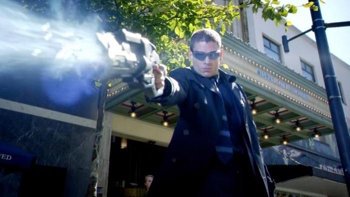 El Capitán Frío de Wentworth Miller: de villano en Arrow a héroe en Legends of Tomorrow