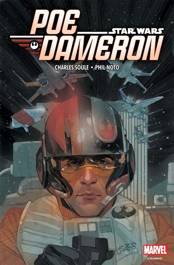 Poe Dameron Comics Marvel