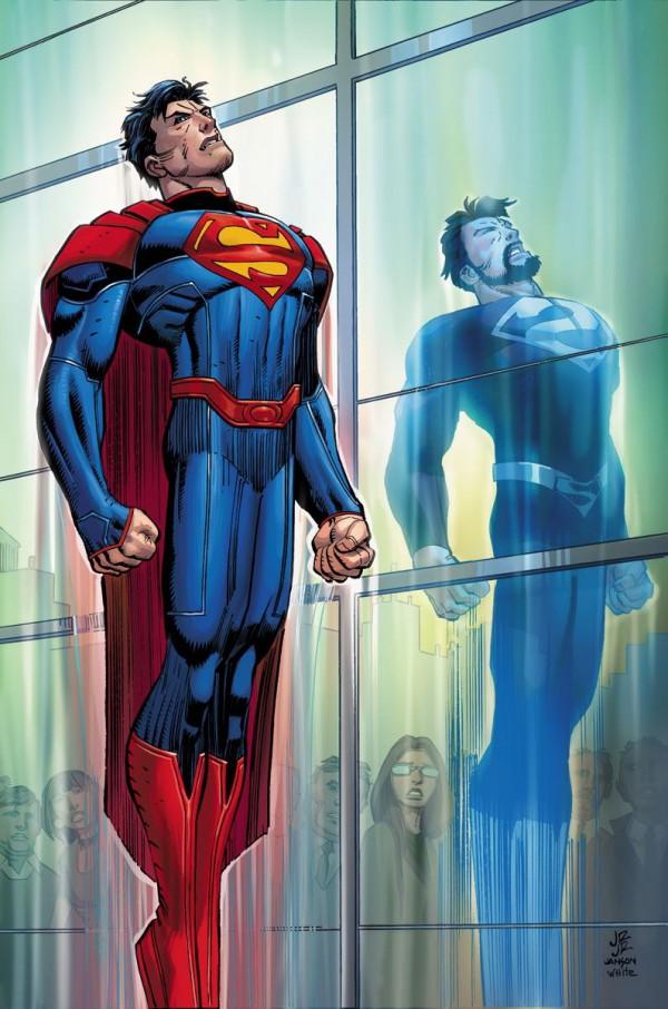 Lo mejor del mes puede ser este choque entre Supermanes