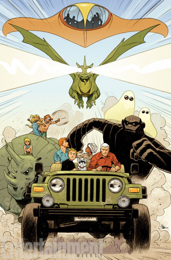 Future Quest, por Evac 'Doc' Shanner