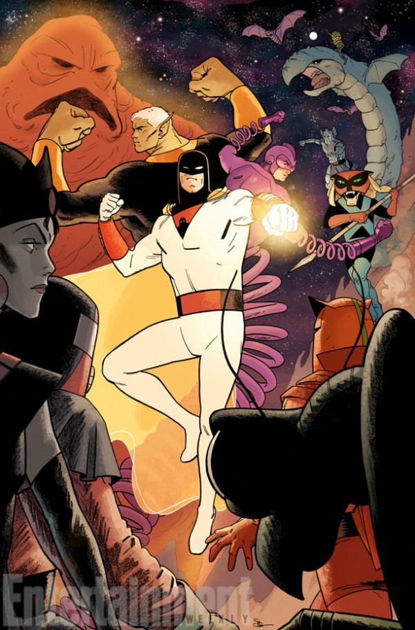 Future Quest, por Evan 'Doc' Shanner