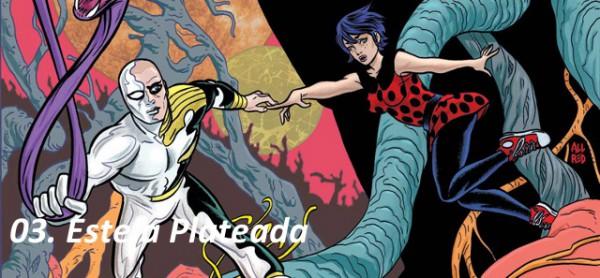 Marvel Comics 2015