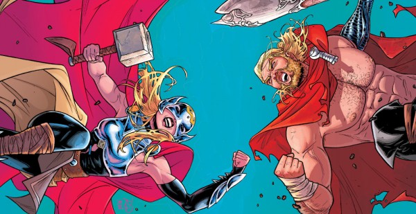Thor vs Thor