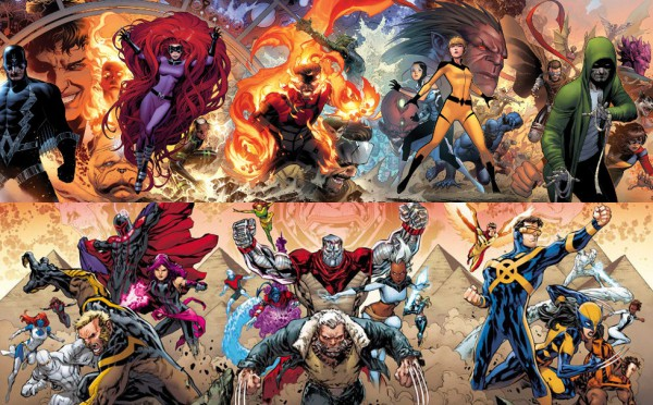 secret wars inhumanos mutantes