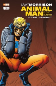 Animal Man ECC Grant Morrison