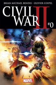 Civil War II 0 cover