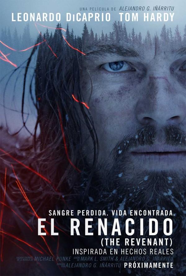 El_Renacido_Poster