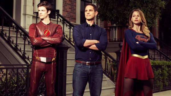 Greg Berlanti, impulsor de la unión de Flash y Supergirl