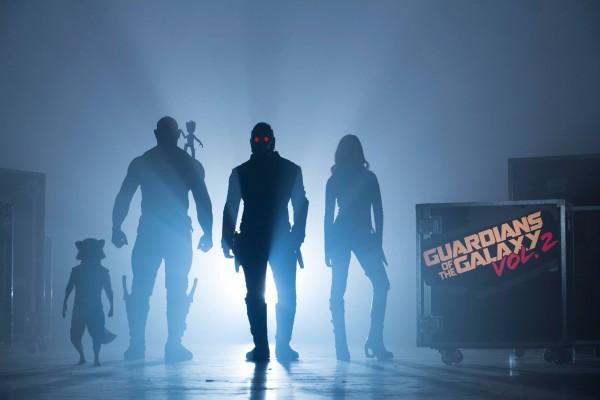 Primera imagen promocional de Guardianes de la Galaxia Vol. 2