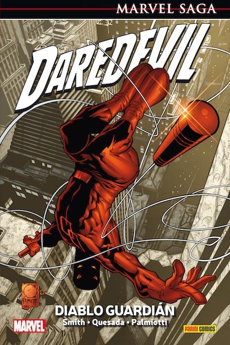 Marvel-Saga-Daredevil-1-Portada