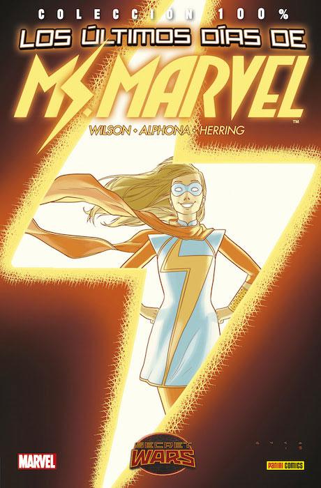 Los últimos días de Ms. Marvel