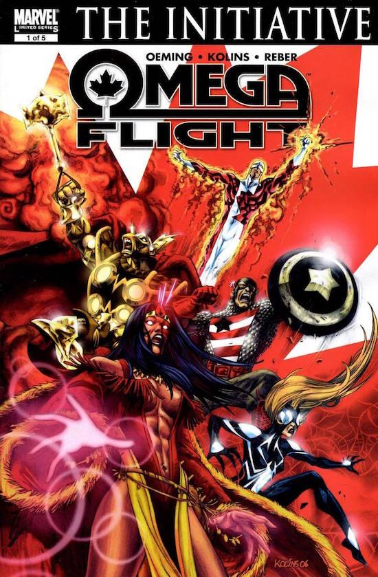 Omega_Flight