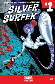 Silver Surfer #1 Marvel Now