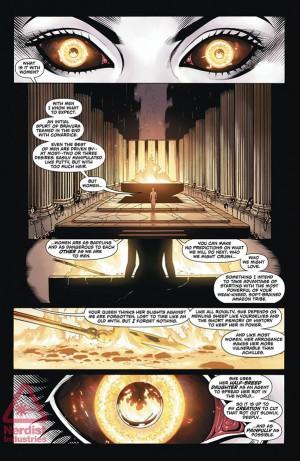 La pareja de oro de DC se enfrenta en estos números a un clásico enemigo de Wonder Woman...