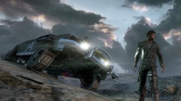 Warner Bros Interactive Mad Max Video Game