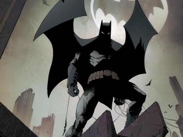 Detalle de la portada del Batman #50