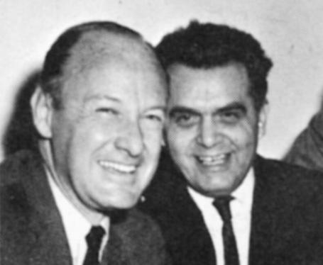 Jack Kirby y Stan Lee
