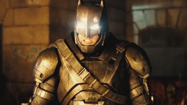 Ben Affleck, el nuevo Caballero Oscuro