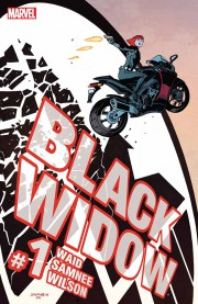 Black Widow (2016) cover