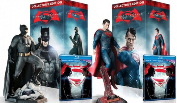 Ultimate Edition de Batman v Superman: El Amanecer de la Justicia