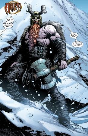 Ares vuelve pidiendo guerra