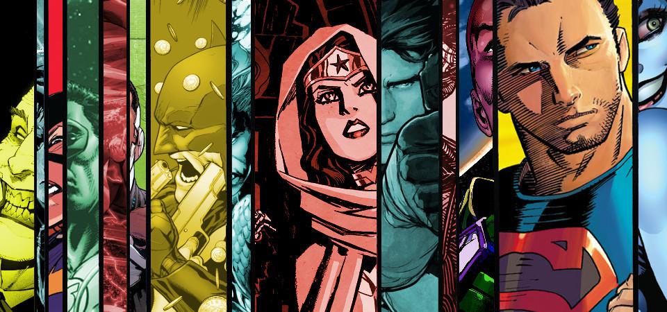 Antes de Rebirth  15 cómics para entender la DC actual  fb3e3ad60372