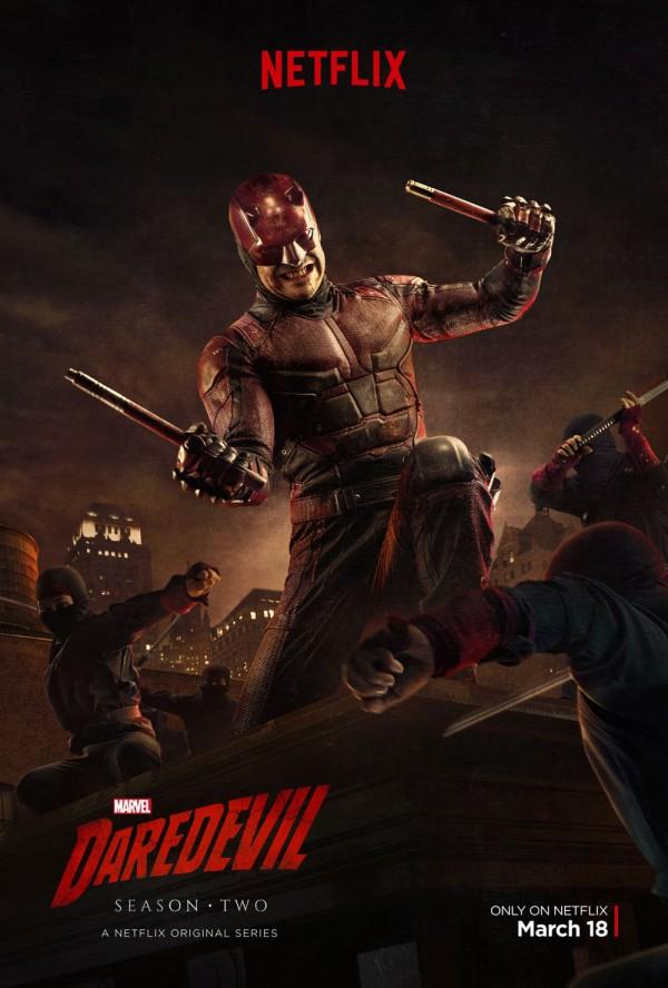 Daredevil vs. los ninjas de La Mano