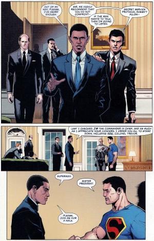 El cameo de Obama siempre funciona, lo pongas como lo pongas