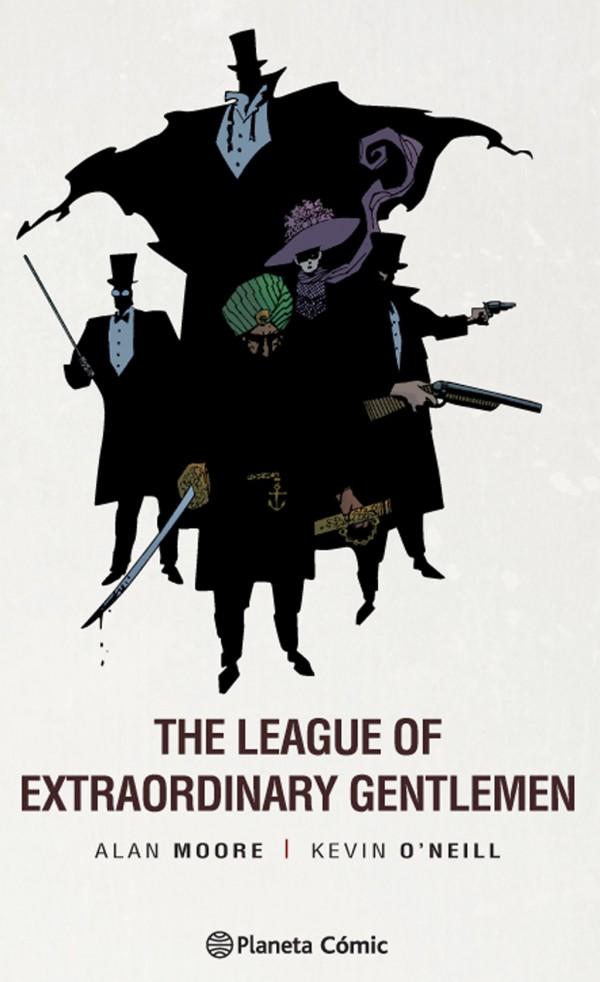 Portada The League of the extraordinary gentlemen vol.1