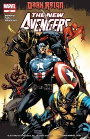 New Avengers 48 cover