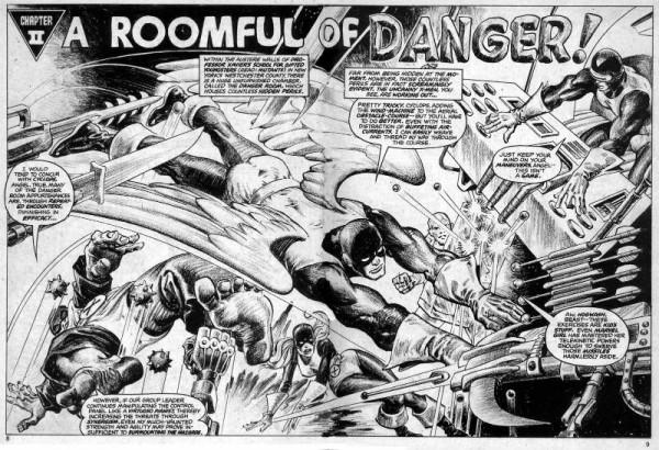 La Patrulla X, secundarios en este volumen de Hulk