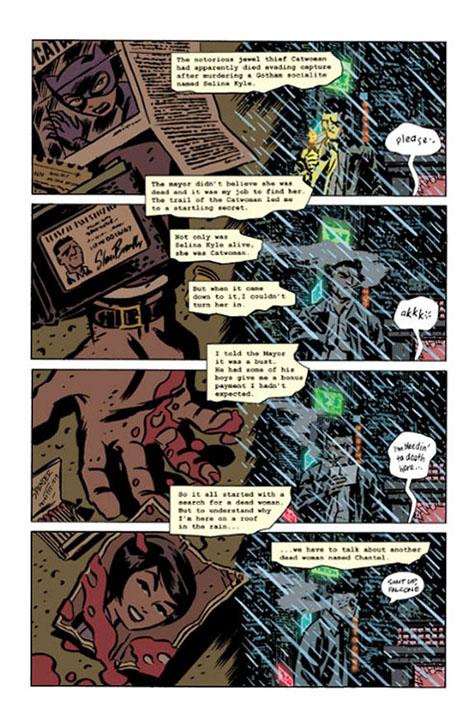 Catwoman: El Gran Golpe