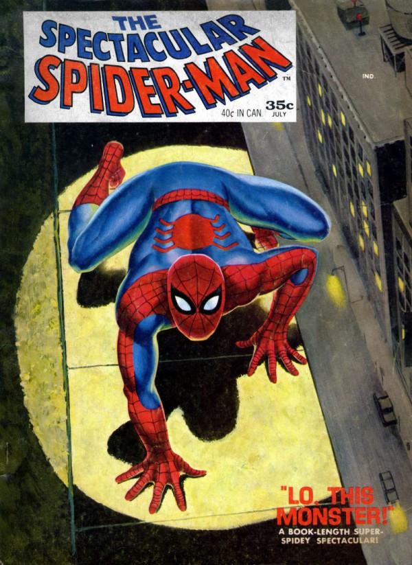 Primer intento en el terreno magazine por parte de Marvel Comics