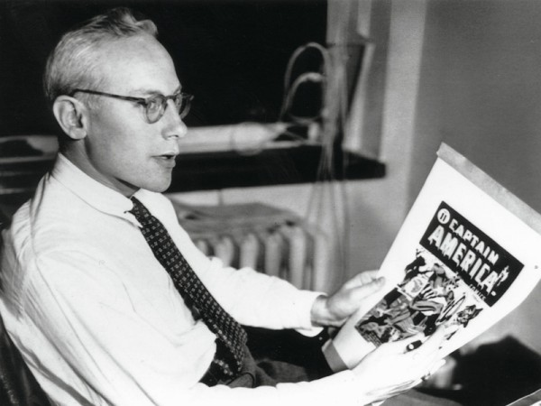 Martin Goodman, el visionario detrás de la idea