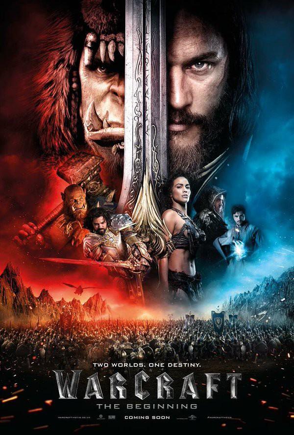 Nuevo póster de Warcraft: El Origen