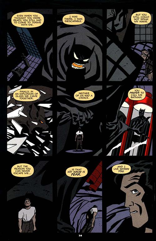 Batman - EGO