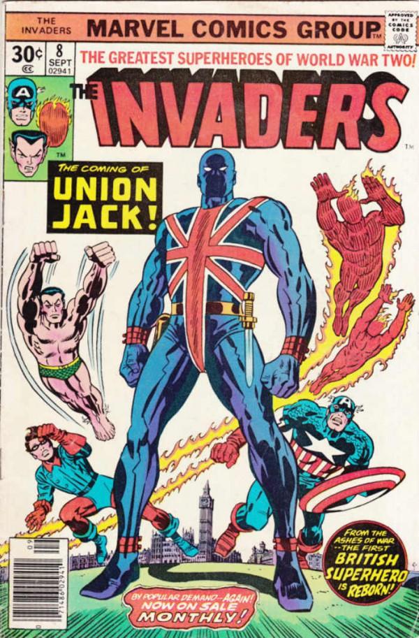 La llegada de Union Jack...