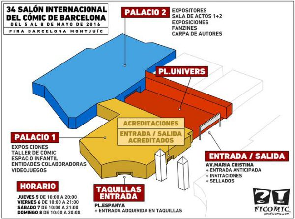 Mapa 34 edición