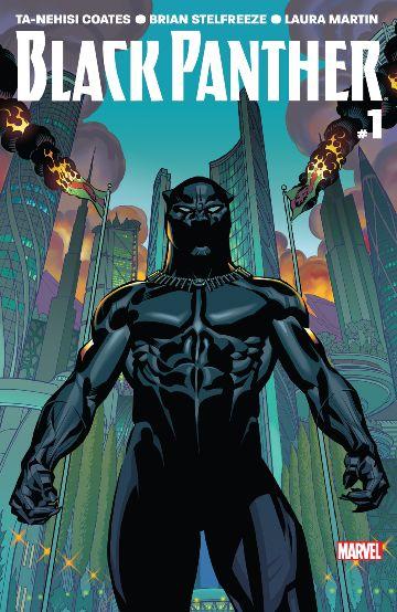 Pantera Negra de Ta-Nehisi Coates